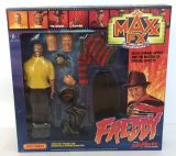 A Nightmare On Elm Street Maxx FX Freddy Krueger Figure
